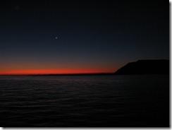 Ovni en Isla de Lobos