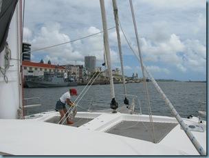 20091114 Salida de Recife