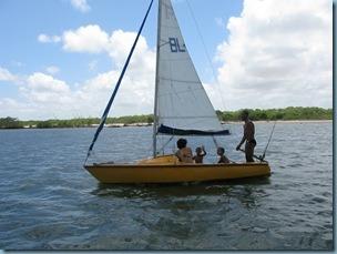 20091118 la familia de Marcos y su velero