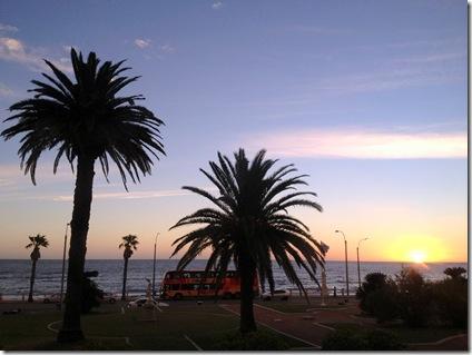 20130312 19'01 10 Puesta de sol desde Hotel Argentino