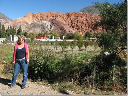 102 Cerro de los siete colores al sol