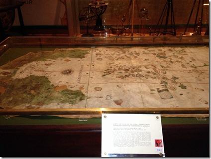 09 Museo Naval Carta de Juan de la Cosa