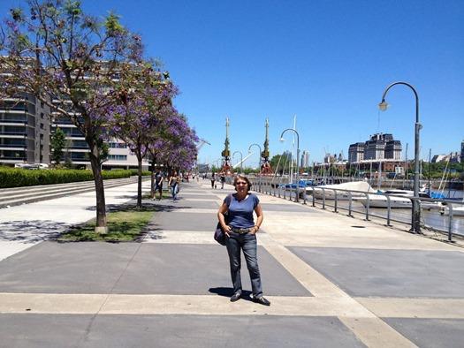 1 los jacarandaes de Puerto Madero