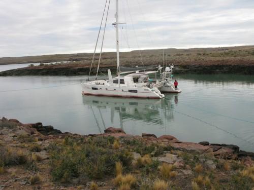 11 Fondeo en Puerto Deseado