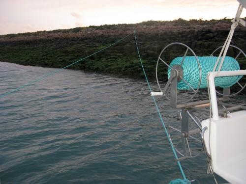 14 Fondeo en Puerto Deseado