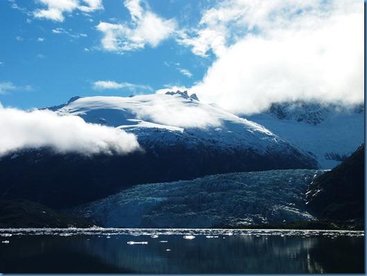 10 en el glaciar