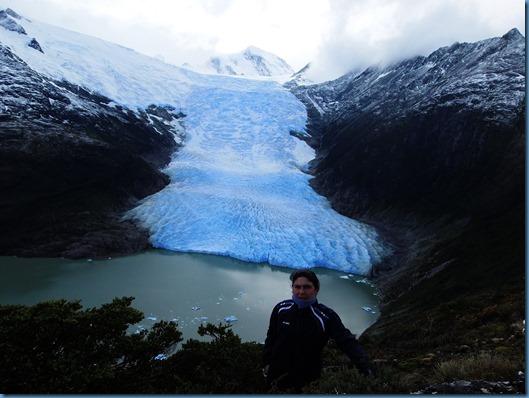 15 el glaciar desde arriba