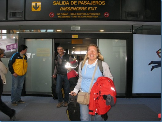01 Begoña y Carlos llegan a Ushuaia