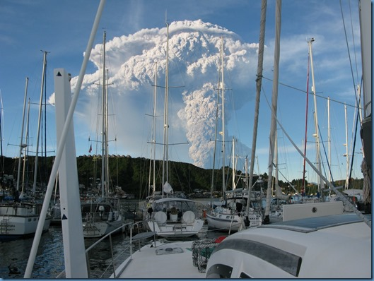 La erupción del Calbuco (1)