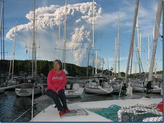 La erupción del Calbuco (2)