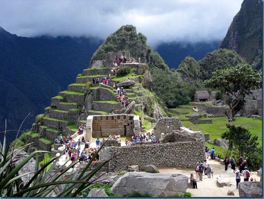 40 Domingo en Machu Pichu