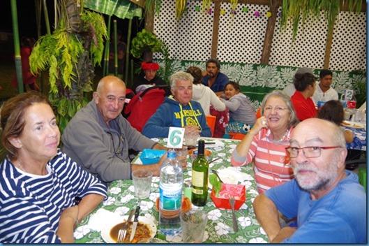 01 cena con los amigos