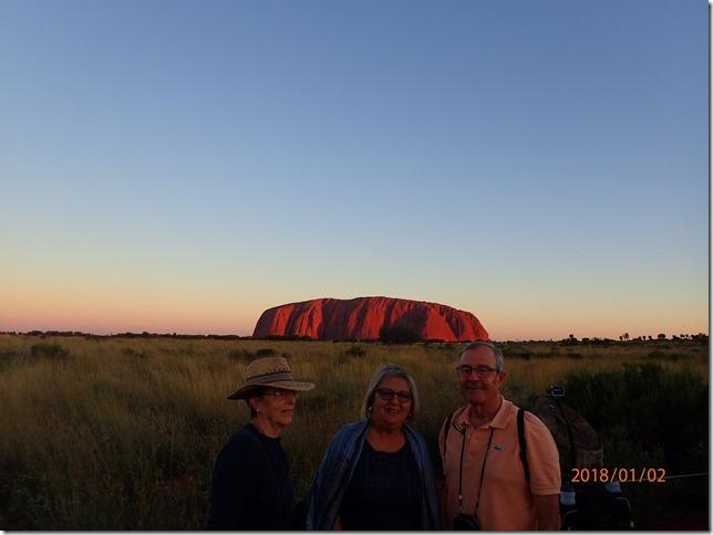 22 Uluru