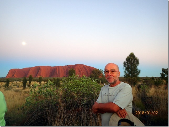 23 Uluru
