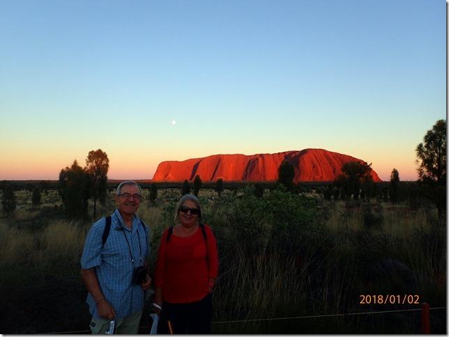 25 Uluru